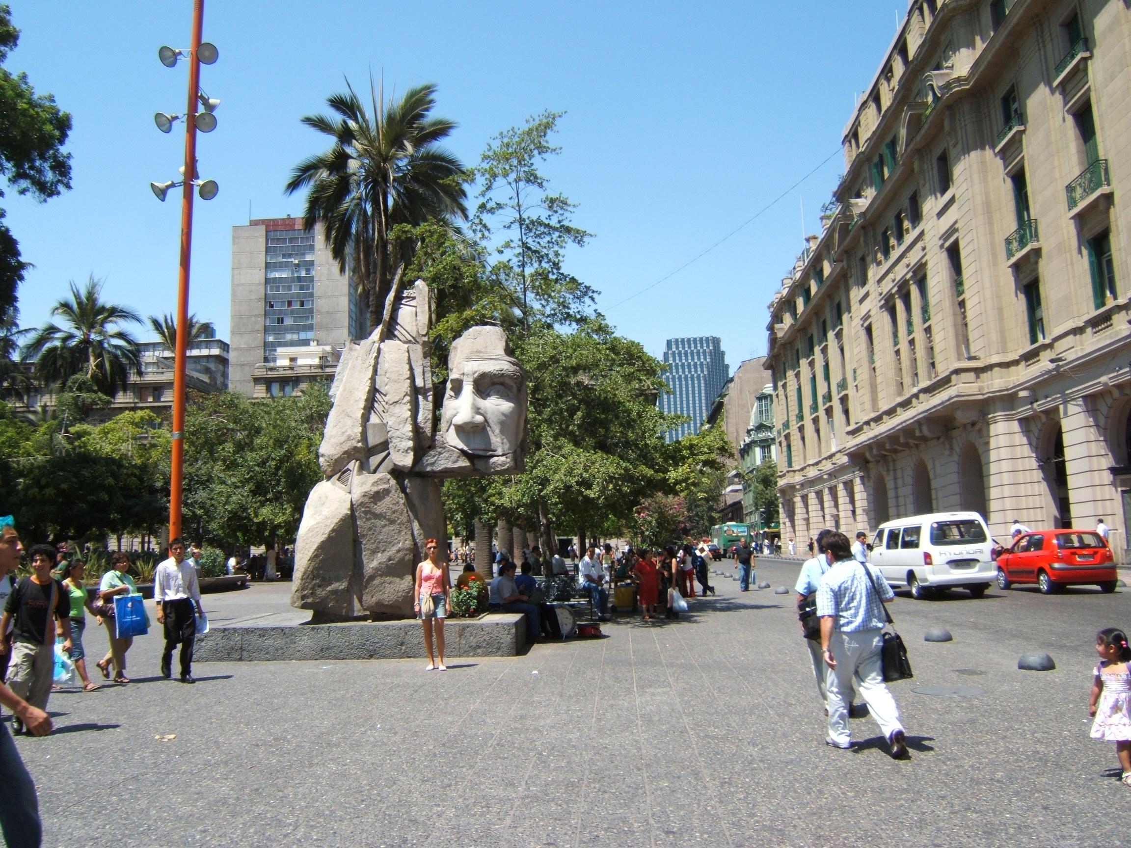 Santiageo de Chile