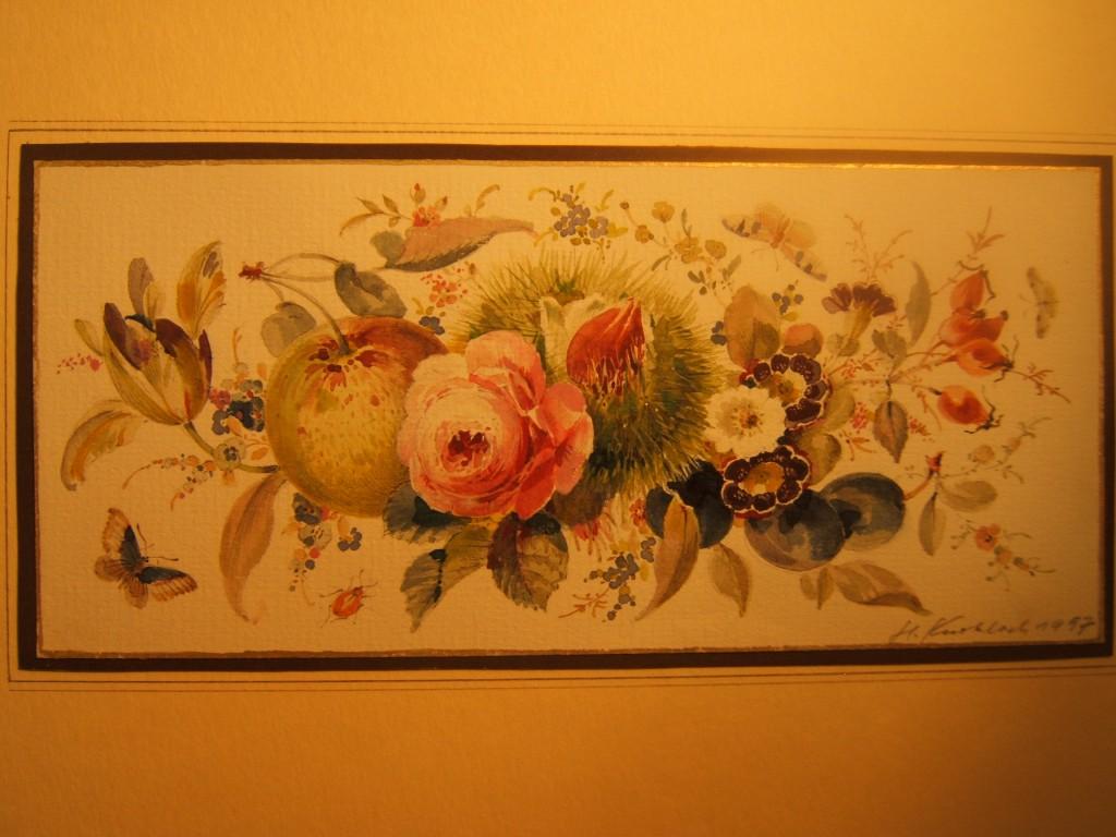 Rose und Blüten