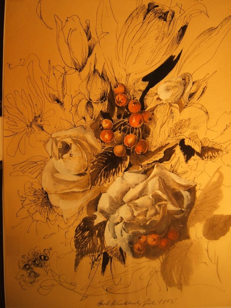 Früchte und Weiss